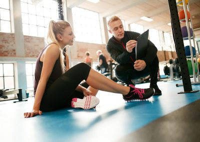 VTCT L2 Certificate in Fitness Instruction – Gym