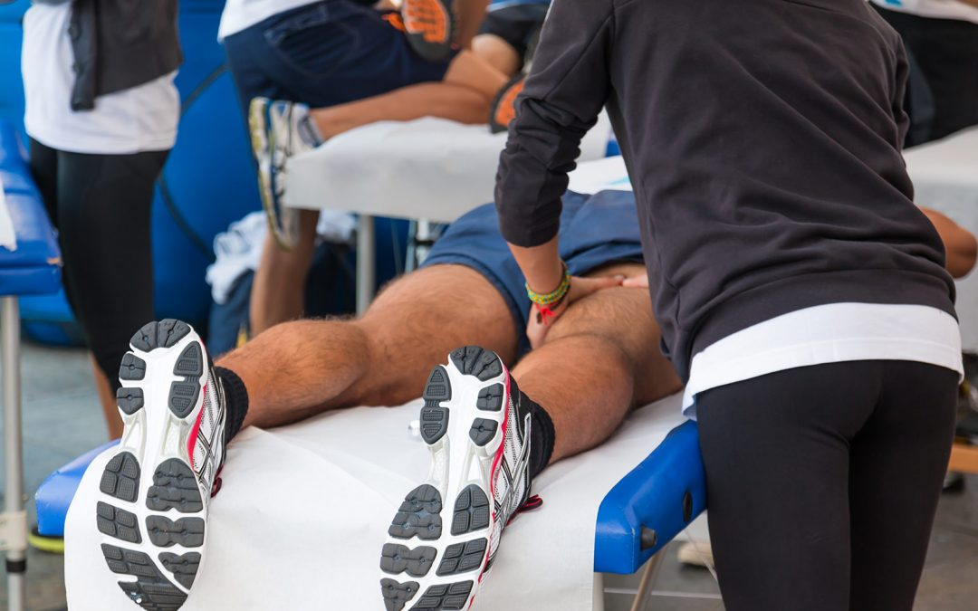 L3 Diploma in Sports Massage Therapy