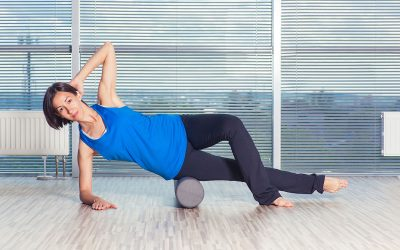 Foam roller – you may have one but do you know how to use it effectively?