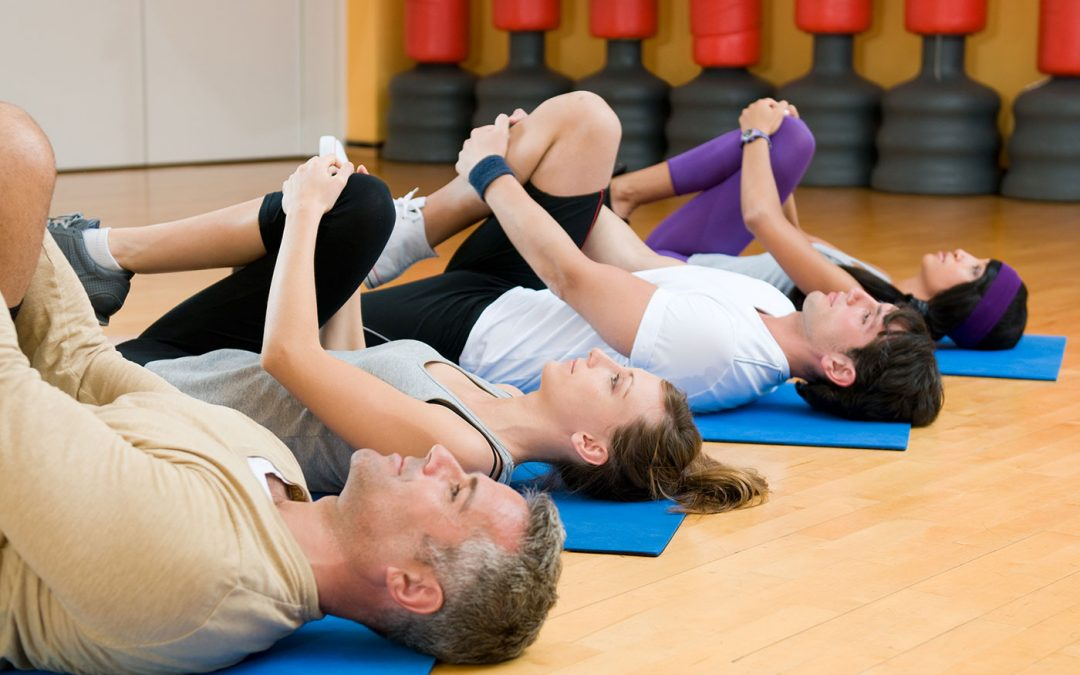 VTCT L3 Diploma in Mat based Pilates